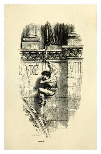 008-Portada Libro VIII-Notre-Dame de Paris 1844- edicion Perrotin Garnier Frères