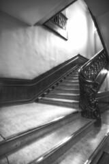 The dream (michael_hamburg69) Tags: monochrome stairs germany geotagged deutschland office kino stair hamburg steps haus treppe explore step sw monochrom schwarzweiss holz büro stufen stufe jungfernstieg treppenhaus handlauf filmtheater streits geo:lat=53554273946804386 geo:lon=9990404275100672