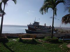 Catch a boat to Moyogalpa, Isla de Ometepe, Nicaragua