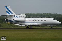 N900FJ - 98 - Private - Dassualt Falcon 900 - Luton - 100526 - Steven Gray - IMG_2723