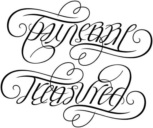 Ambigram Tattoos Design | Celebrity News
