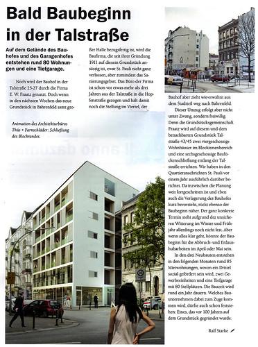 Neubau Talstraße by txmx 2
