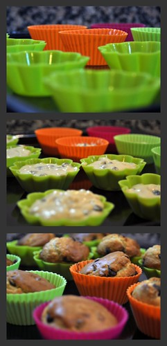 Collage Muffins