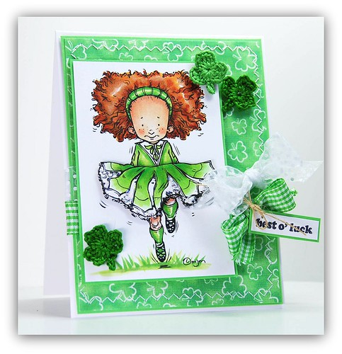 GreenIrishDancer