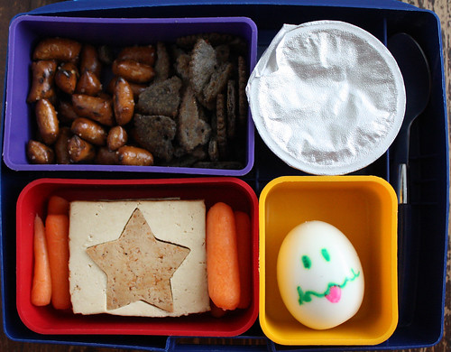 First Grade Bento #425: March 7, 2011