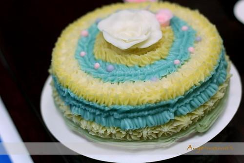 天使媽媽蛋糕皂教學台中 0024