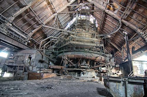 Kremikovtzi AD - Iron factory