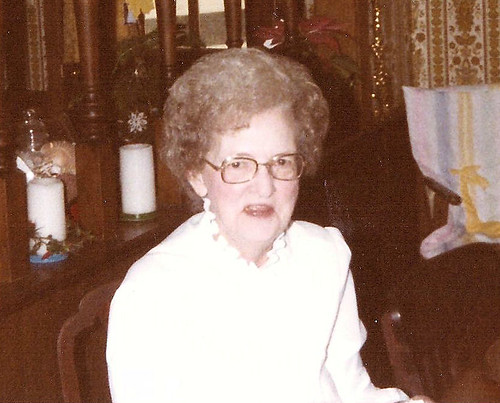 Great-Grandma Ruth Litchford