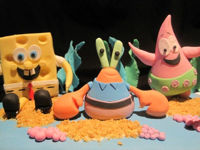 The World's Best Photos of cake and squidward - Flickr Hive Mind