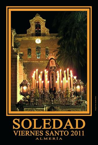 Cartel Soledad 2011