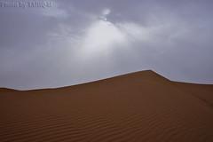 Desert Sand (TARIQ-M) Tags: light cloud sun sunlight texture landscape sand waves desert dunes riyadh saudiarabia  canonefs1855       canon400d