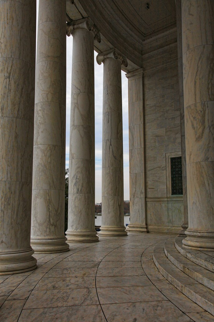 Scenes, Jefferson Memorial