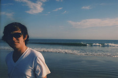 \\\ (Adam J. Schooley) Tags: ocean california ca film nature water 35mm outdoors coast pacific sandiego sd westcoast