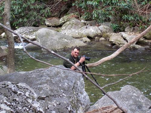 Waterfall Hunter! 2305