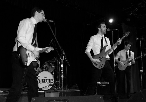 The Streatles @ Tranzac - #70/365 by PJMixer
