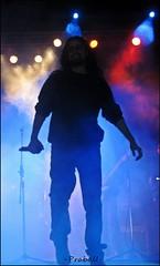 Prestorika @ UPES (Prabal Pandey) Tags: travel canon guitars ps powershot pointandshoot amateur vocals pointshoot pandey liveconcert frontman prabal metalband prestorika canonpowershota1000is canonpsa1000is prabalpandey
