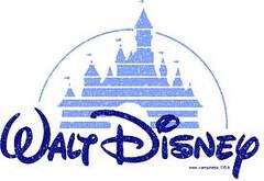 Logo de Disney con el castillo de la Bella Durmiente