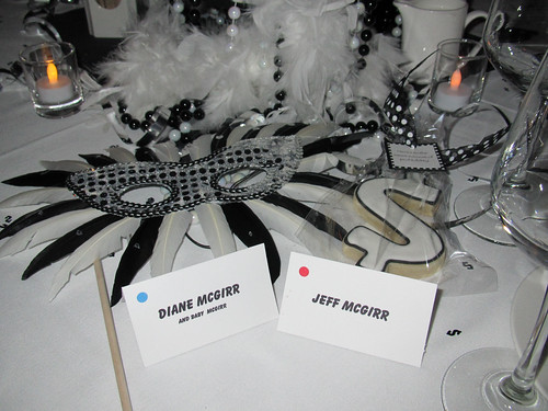 Name tags & Decor