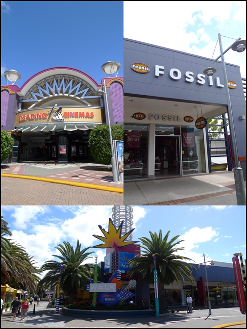Fossil, Reading Cinemas