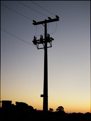 Sunset's Pole.