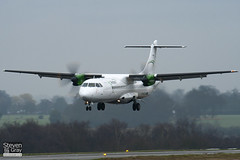 EI-SLL - 387 - Air Contractors - Aer Arann - ATR ATR-72-212 - Luton - 110225 - Steven Gray - IMG_0163