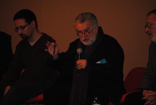 """Georges Banu @ Colloque """"Cioran: le pessimisme jubilatoire"""""""