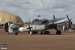 D-FWME - 139 - Messerschmitt Stiftung - Hispano HA.1112-M1L - 100717 - Fairford - Steven Gray - IMG_3654