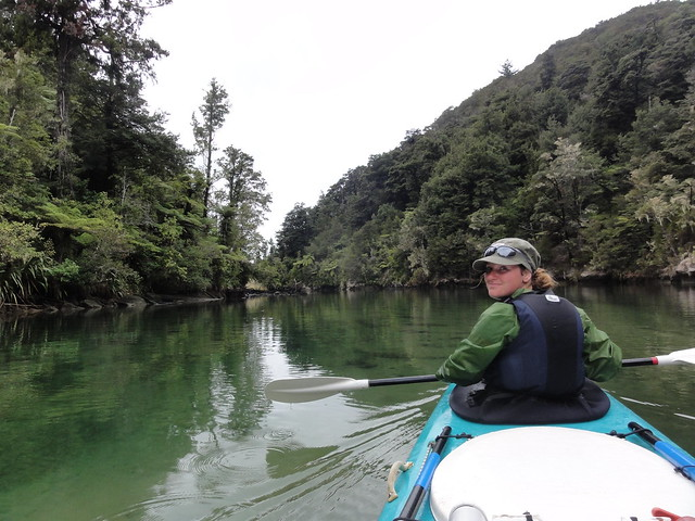 Tidal River @ Sandfly bay