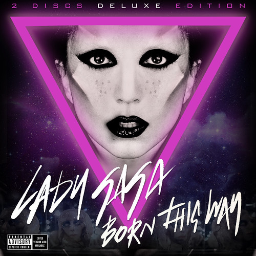 lady gaga born this way deluxe edition cd. LADY GAGA Born This Way