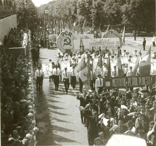 Bulevardul Independentei - 1968.05.01 [Fotografia #G443]