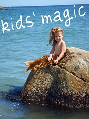 Kid's Magic on Cape Breton Island