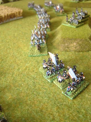 Infantry Column