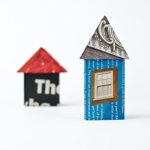 Les Maisons Decoupages
