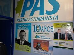 Sede del Partu Asturianista (PAS) P1000341 (unionuraspas) Tags: union asturias pas gijon sede xixon partiu asturies asturianista uras xuanxose