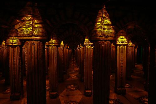 2010 NETHERWORLD Haunted House Arch Maze