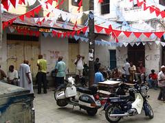 Jaws Corner Coffe Shop - Stone Town