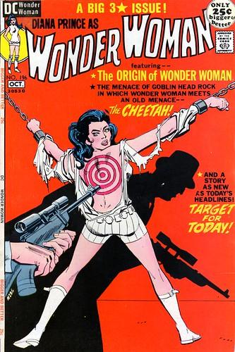 Wonder Woman 196 1971