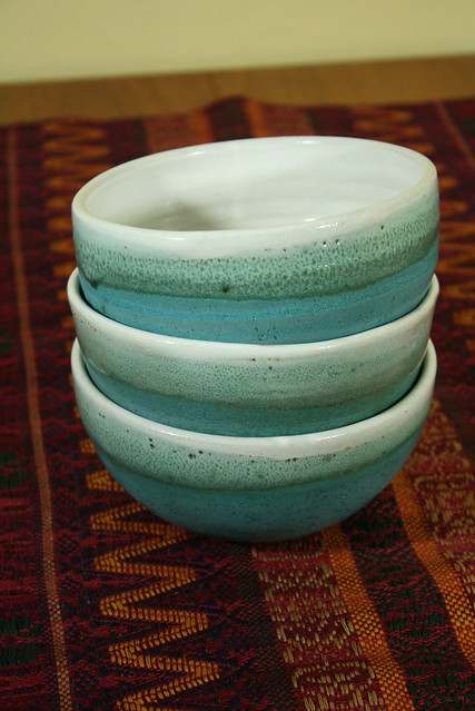 Custom-made bowl set