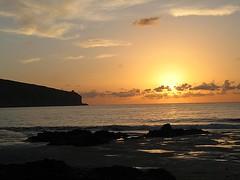 Capo Palinuro, tramonto..