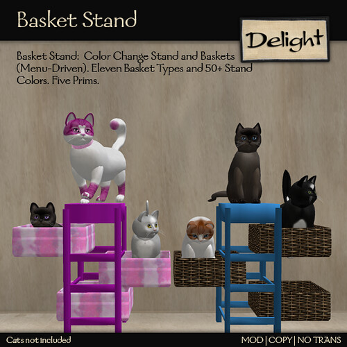 Basket Stand