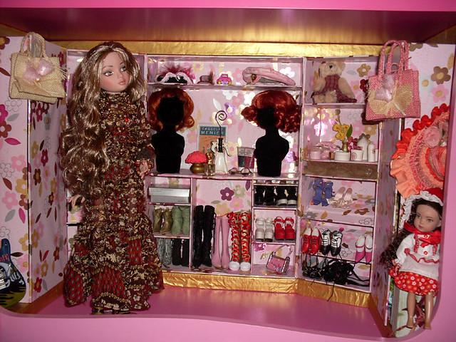 Charisma Sultana (Ellowyne Invisible Ink) l'amie de Luna est arrivee 5552636916_1ded3cea20_z
