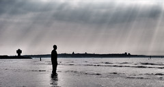 Another World Today (eVo photo) Tags: gormley crosby anotherworld merseyside 1uk34dd0downloadrecover evophotocouk