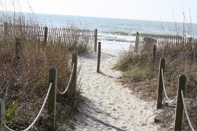 myrtle beach path