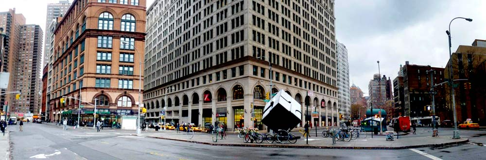 Astor Cube Panorama