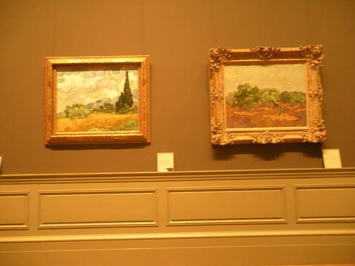 Van Gogh at the Met