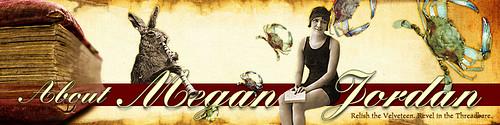 About Megan Jordan masthead