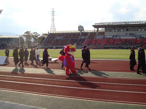 2011/03 チャリティーマッチ 京都vsC大阪 #03