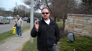 Anti-Torture Vigil - Week 42: Creepy Cameraman's Buddy