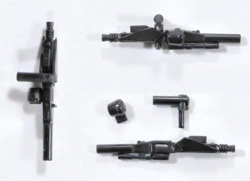 Custom minifig Easy M56 Smartgun mod
