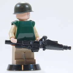 Easy M56 Smartgun mod (Catsy [CC]) Tags: mod lego aliens easy custom modification smartgun catsy m56 brickarms